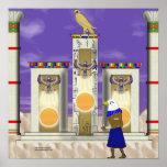 Templo de Horus Posters
