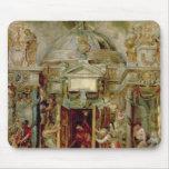 Templo de Jano, 1630s Alfombrilla De Raton