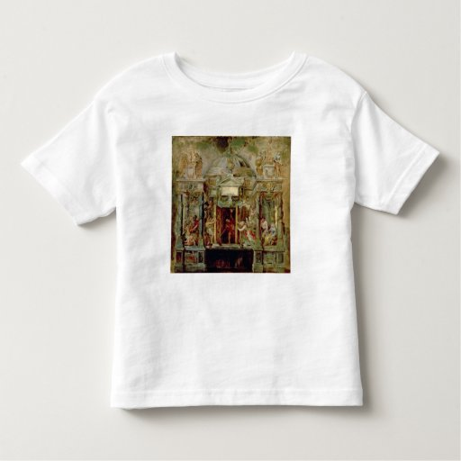 Templo de Jano, 1630s Camiseta