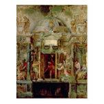 Templo de Jano, 1630s Postales