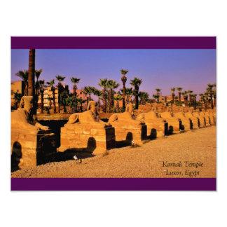 Templo de Karnak Fotografía