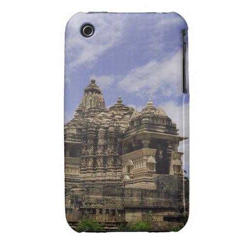 Templo de Khajuraho, Madhya Pradesh, la India Funda Para iPhone 3 De Case-Mate