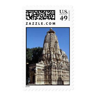 Templo de Khandariya, Khajuraho, Madhya Pradesh, Sellos