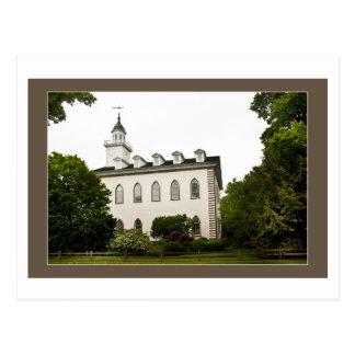 Templo de Kirtland Tarjeta Postal