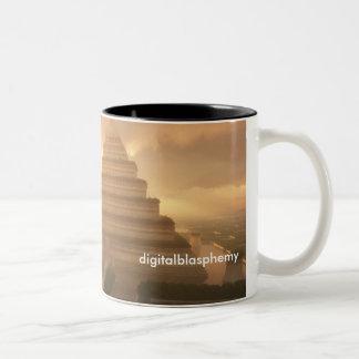 Templo de la taza de la hoja