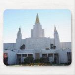Templo de LDS - Oakland, CA Mousepad Tapete De Ratón