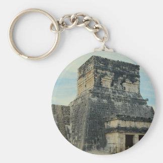 Templo de los guerreros, Chichen Itza, Yucatán, Me Llavero