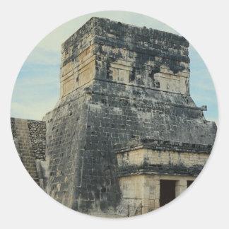 Templo de los guerreros Chichen Itza Yucatán Me Etiqueta