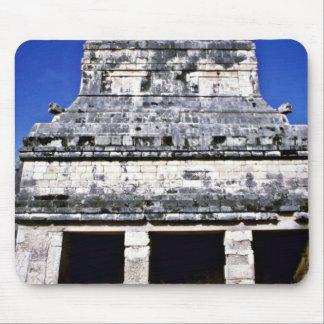 Templo de los jaguares, Chichen Itza Alfombrilla De Ratones