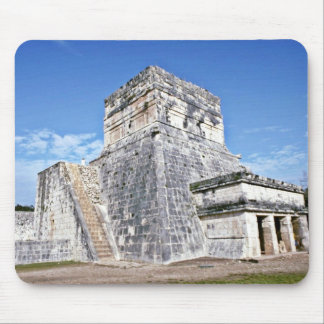 Templo de los jaguares, Chichen Itza Tapete De Raton