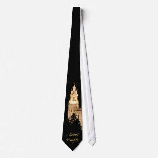 Templo de Manti (lazo) Corbata Personalizada