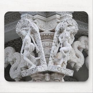 Templo de Neasden - Baps Shri Swaminarayan Mandir Alfombrillas De Ratón