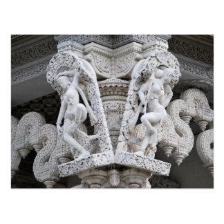 Templo de Neasden - Baps Shri Swaminarayan Mandir Postales