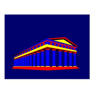 Templo de Neptuno Tarjetas Postales