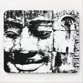 Templo de piedra de Bayon de la cara del Khmer…, Alfombrilla De Ratones