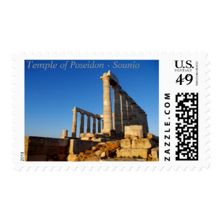 Templo de Poseidon - Sounio Sello