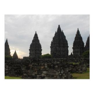 Templo de Prambanan, Indonesia Postales