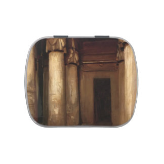 Templo de Sargent- del cantante de Juan de Dendera Latas De Dulces