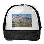 Templo de Saturn, foro Romanum Gorro