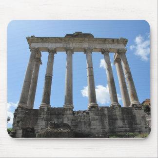 Templo de Saturn - siglo IV temprano A.C. Alfombrilla De Ratón