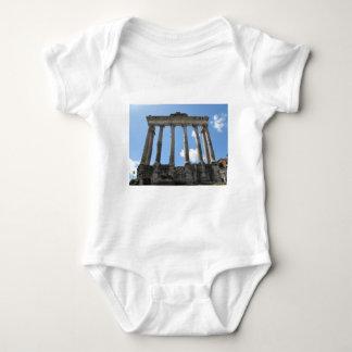 Templo de Saturn - siglo IV temprano A.C. Body Para Bebé