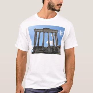 Templo de Saturn - siglo IV temprano A.C. Playera