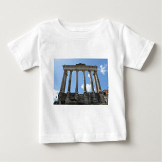 Templo de Saturn - siglo IV temprano A.C. Playera De Bebé
