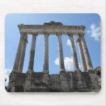 Templo de Saturn - siglo IV temprano A.C. Tapete De Ratón