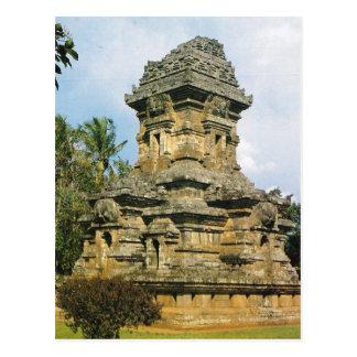 Templo de Singosari, Malang, Java Oriental Tarjetas Postales