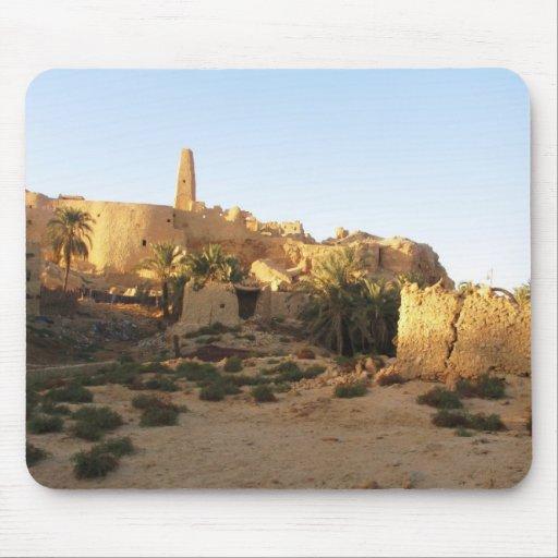 Templo de Siwa de Amun - Oracle de Siwa Tapete De Ratones
