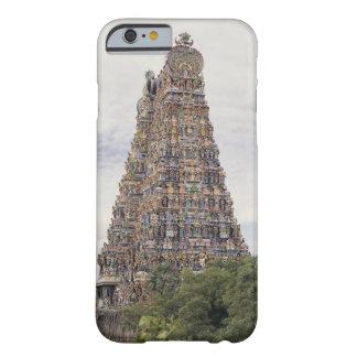 Templo de Sri Meenakshi Amman, Madurai, Tamil Funda Para iPhone 6 Barely There