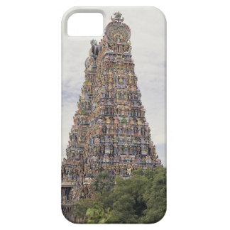 Templo de Sri Meenakshi Amman, Madurai, Tamil iPhone 5 Fundas