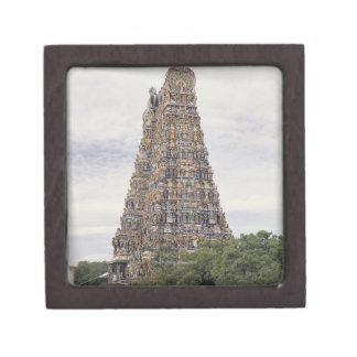 Templo de Sri Meenakshi Amman, Madurai, Tamil Nadu Caja De Joyas De Calidad