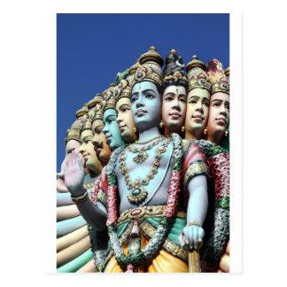 Templo de Sri Srinivasa Perumal de las deidades hi