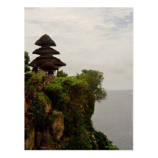 Templo de Uluwatu en Bali Postal