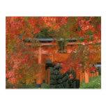 Templo de Yoshimine, Nagaoka, Kyoto, Japón Tarjeta Postal