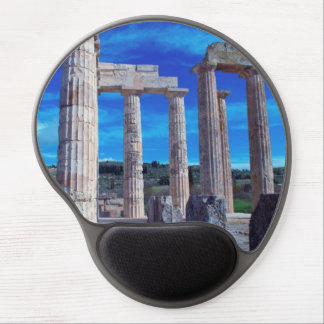Templo de Zeus - Nemea Alfombrilla De Raton Con Gel