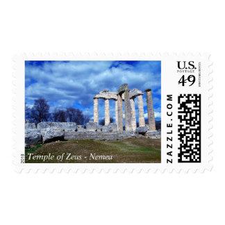 Templo de Zeus - Nemea Franqueo