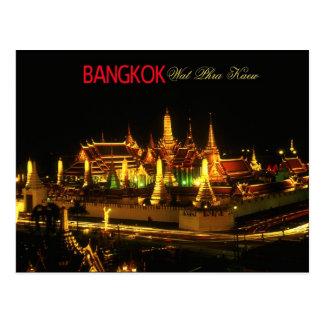 Templo del Buda esmeralda, Bangkok Tarjetas Postales