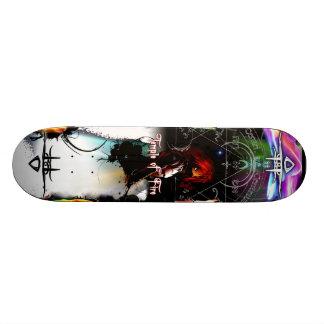 """Templo del fuego - Spirt, conecta a tierra 7 7/8""""  Skateboard"""