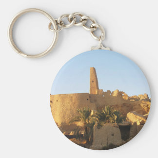 Templo del oasis de Oracle Siwa en Egipto Llaveros