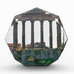 Templo en el foro romano