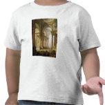 Templo en ruinas camiseta