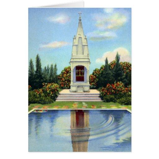Templo hindú de Lakeland la Florida Tarjeta De Felicitación