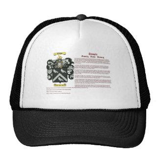 Templo (historia) gorras