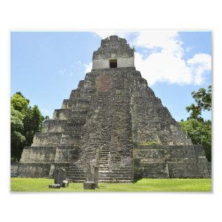 Templo I, Tikal Fotografía