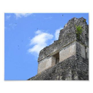 Templo I, Tikal Fotografías