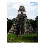 Templo I, Tikal, Guatemala Postales