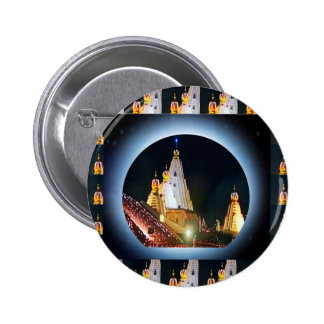 Templo indio Decoraciones de Diwali Pins