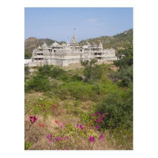 Templo Jain de Ranakpur, Ranakpur, Rajasthán, la Postales